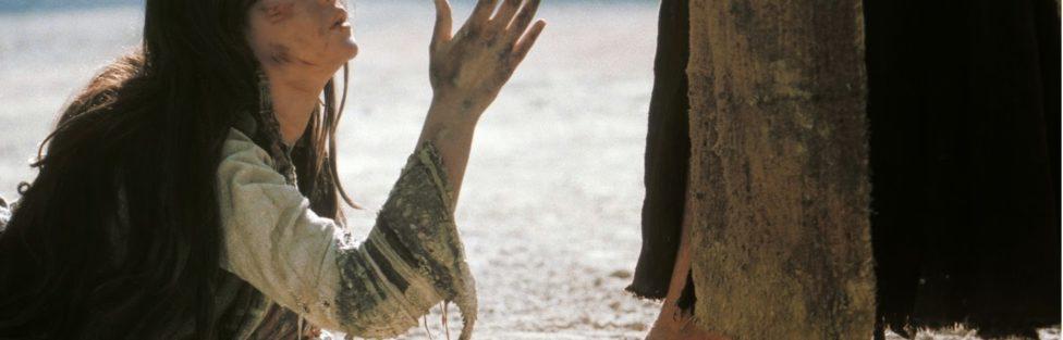 """""""Stoning Mary Magdalene."""""""